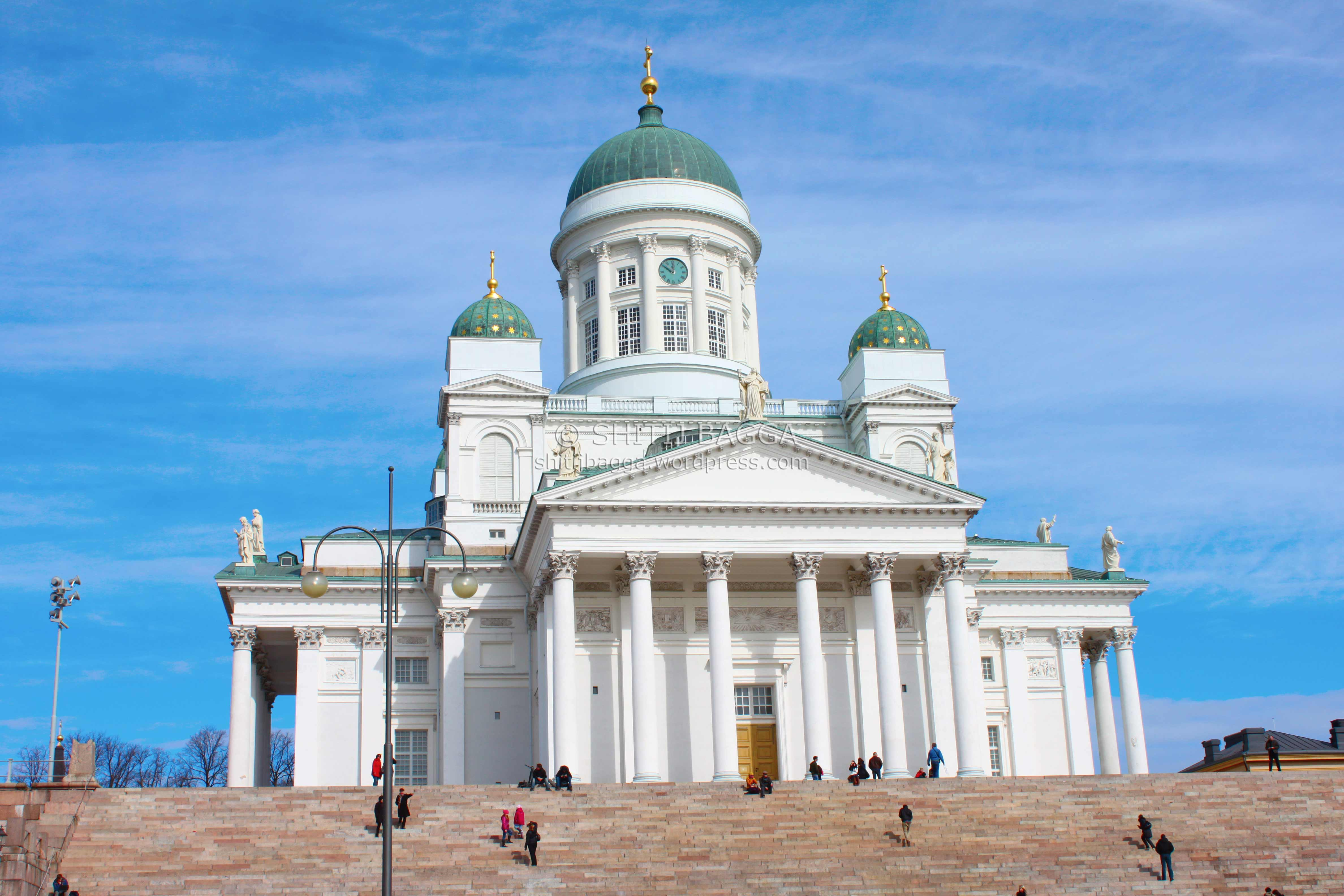 The Beautiful Helsinki Cathedral Confessions Of A