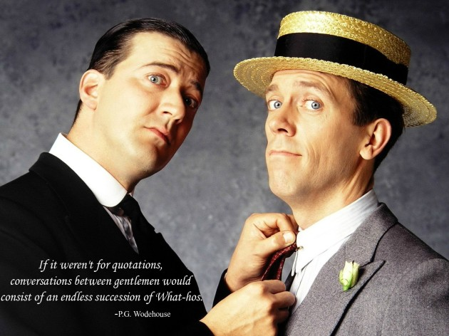 Wodehouse on Quotations