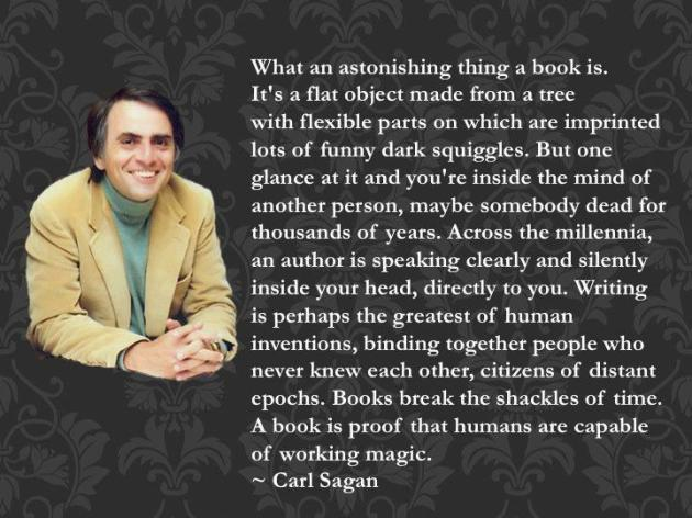 Quote-on-Books-and-Magic-by-Carl-Sagan